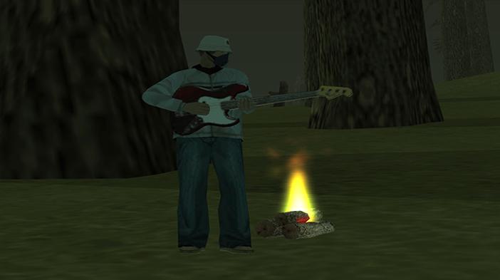Обновление GTA SAMP SEKTOR 2: Гитара!