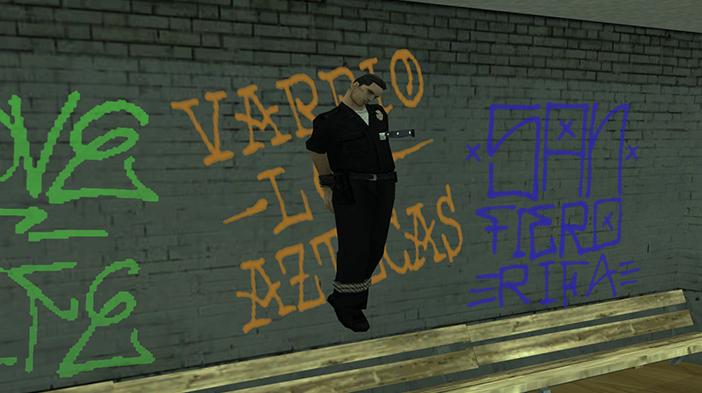 Обновление GTA SAMP SEKTOR 2: Новый городок!