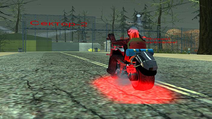 Обновление GTA SA:MP SEKTOR 2 - Новый тюнинг для байка!