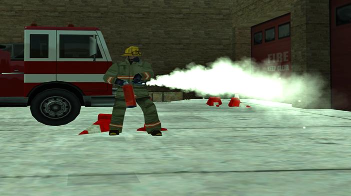 Обновление GTA SAMP SEKTOR 2: Пожарная часть!