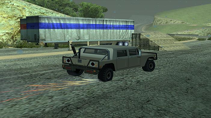 Обновление GTA SAMP SEKTOR 2: Шиномонтаж!