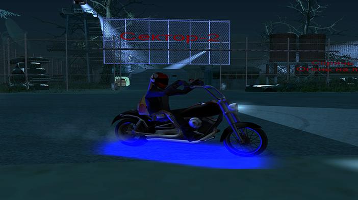 Обновление GTA SAMP SEKTOR 2: Мотомастерская!
