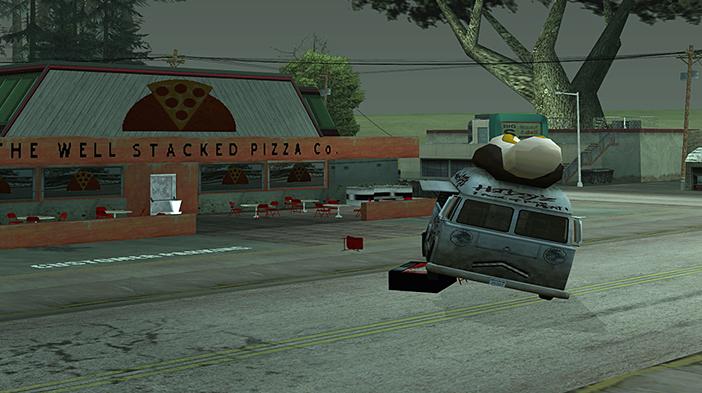 Обновление GTA SA:MP SEKTOR 2 - Сельские закусочные!