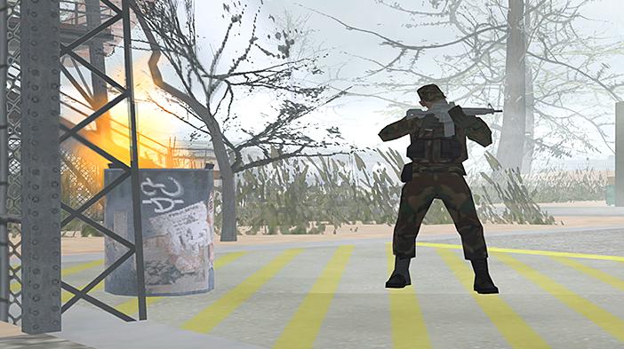 Обновление GTA SAMP SEKTOR 2: Закрытие Новогодней площади!