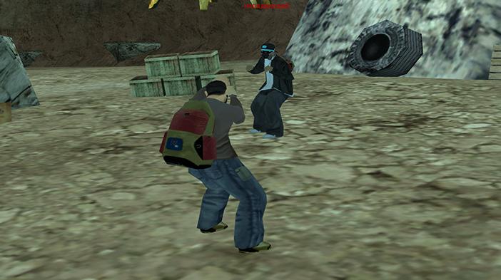 Обновление GTA SA:MP SEKTOR 2 - Система первого удара!