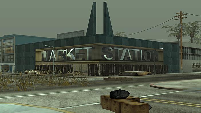 Обновление GTA SAMP SEKTOR 2: Убежище в Метро!