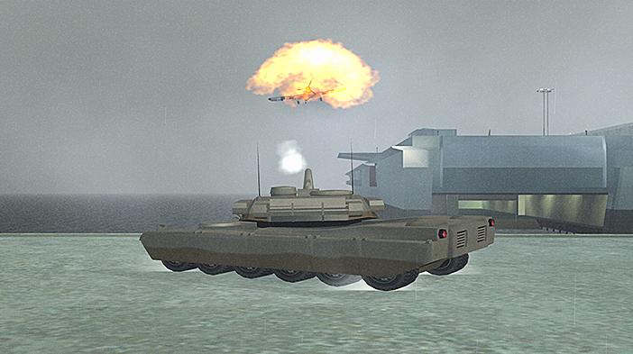 Обновление GTA SA:MP SEKTOR 2 - С Днем Защитника Отечества!