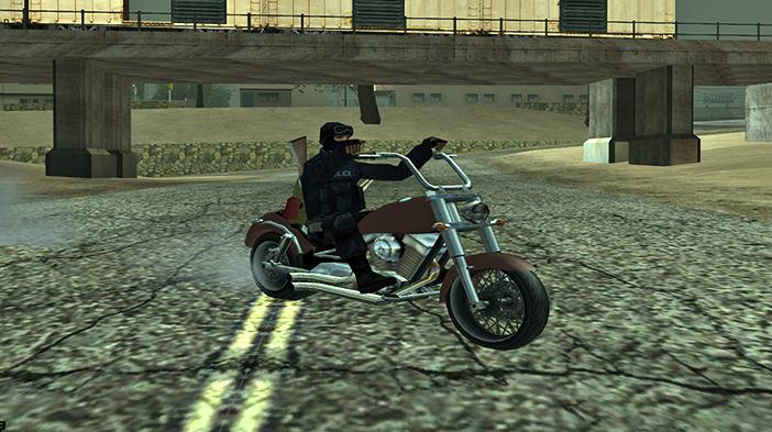 Обновление GTA SAMP SEKTOR 2: Ремонт личного мотоцикла!