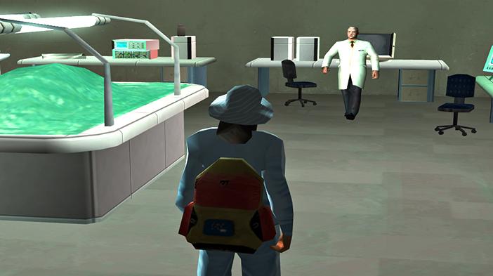 Обновление GTA SAMP SEKTOR 2: Работа в бункере!