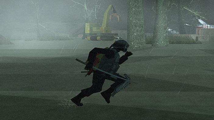 Обновление GTA SA:MP SEKTOR 2 - Модули для защитного костюма!