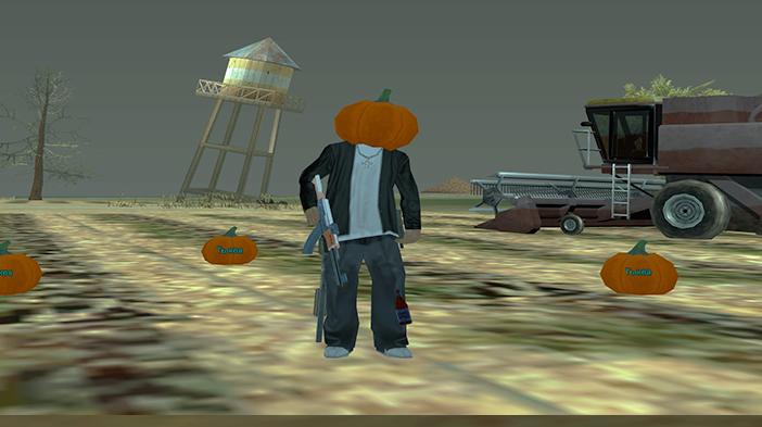 Обновление GTA SAMP SEKTOR 2: Хеллоуин!