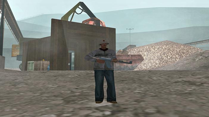 Обновление GTA SAMP SEKTOR 2: Шахта!