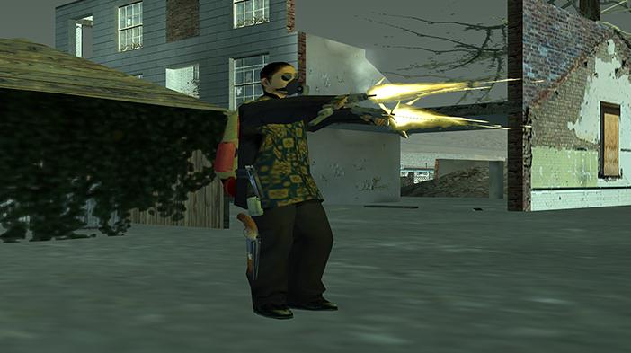 Обновление GTA SA:MP SEKTOR 2 - Новые оружейные навыки!