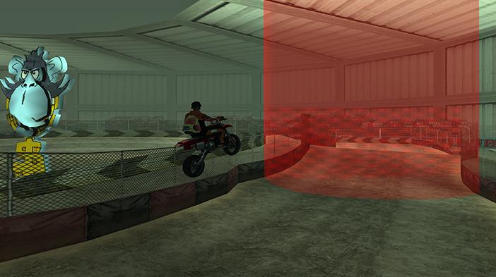 Обновление GTA SAMP SEKTOR 2: Мотогонки!