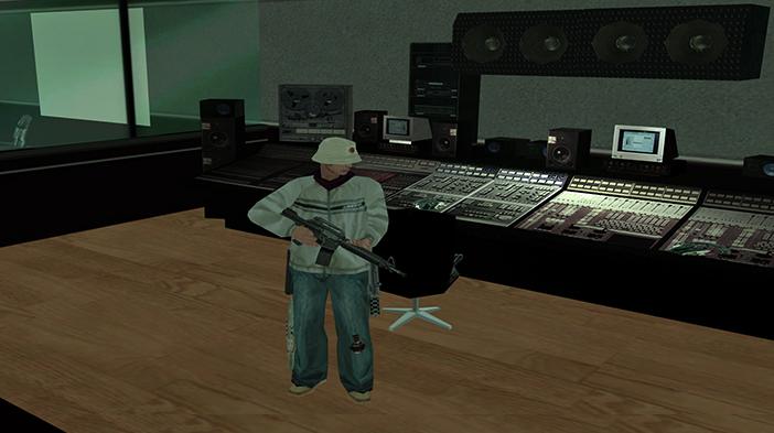 Обновление GTA SAMP SEKTOR 2: Радиостанция