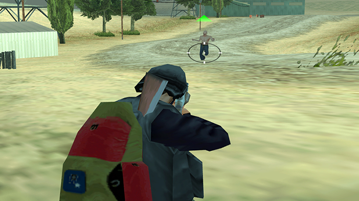 Обновление GTA SA:MP SEKTOR 2 - Запах!