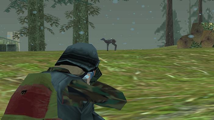 Обновление GTA SAMP SEKTOR 2: Охота!