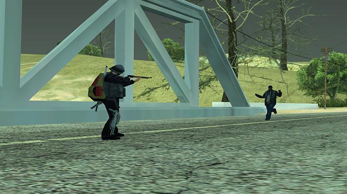 Обновление GTA SAMP SEKTOR 2: Нашествие зомби!