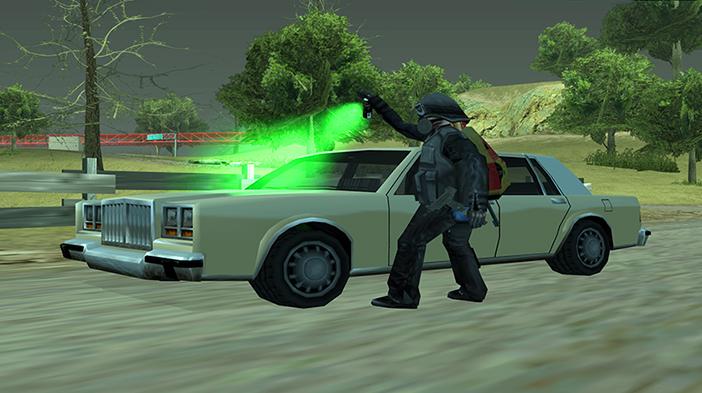 Обновление GTA SA:MP SEKTOR 2 - Баллончик с краской!